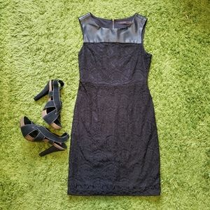 THE LIMITED • Little Black Lace Dress